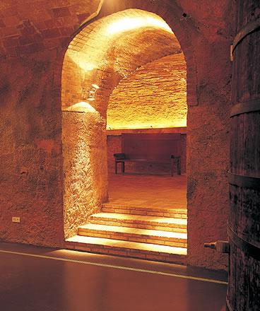 Salón Dorado La Boella Tarragona