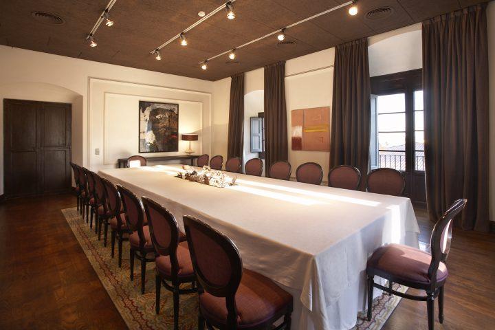 Sala ejecutiva La Boella, reuniones Tarragona