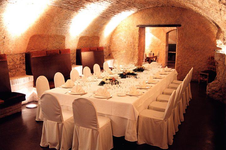 Banquete en Salones Dorados La Boella