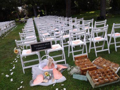 Detalles para celebrar una boda en verano