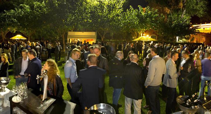 Jardín para grandes eventos en Tarragona