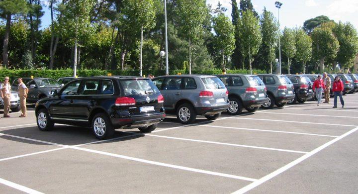 Parking para eventos en La Boella Tarragona
