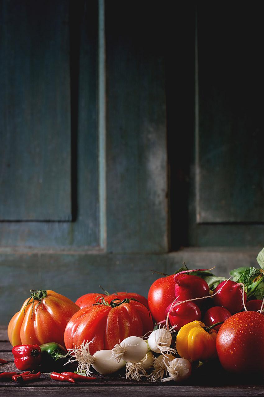 Restaurante a la carta de cocina mediterránea