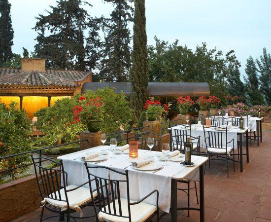 Restaurante con terraza en Tarragona