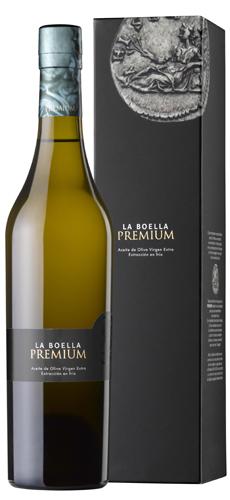Estuche Premium Aceites virgen Extra La Boella