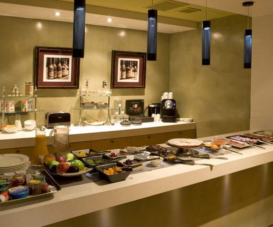 Servicios persaonalizados y de lujo Hotel Mas La Boella
