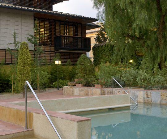 Hotel con piscina Hotel Mas La Boella