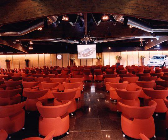 Centro de Convenciones en La Boella, Tarragona