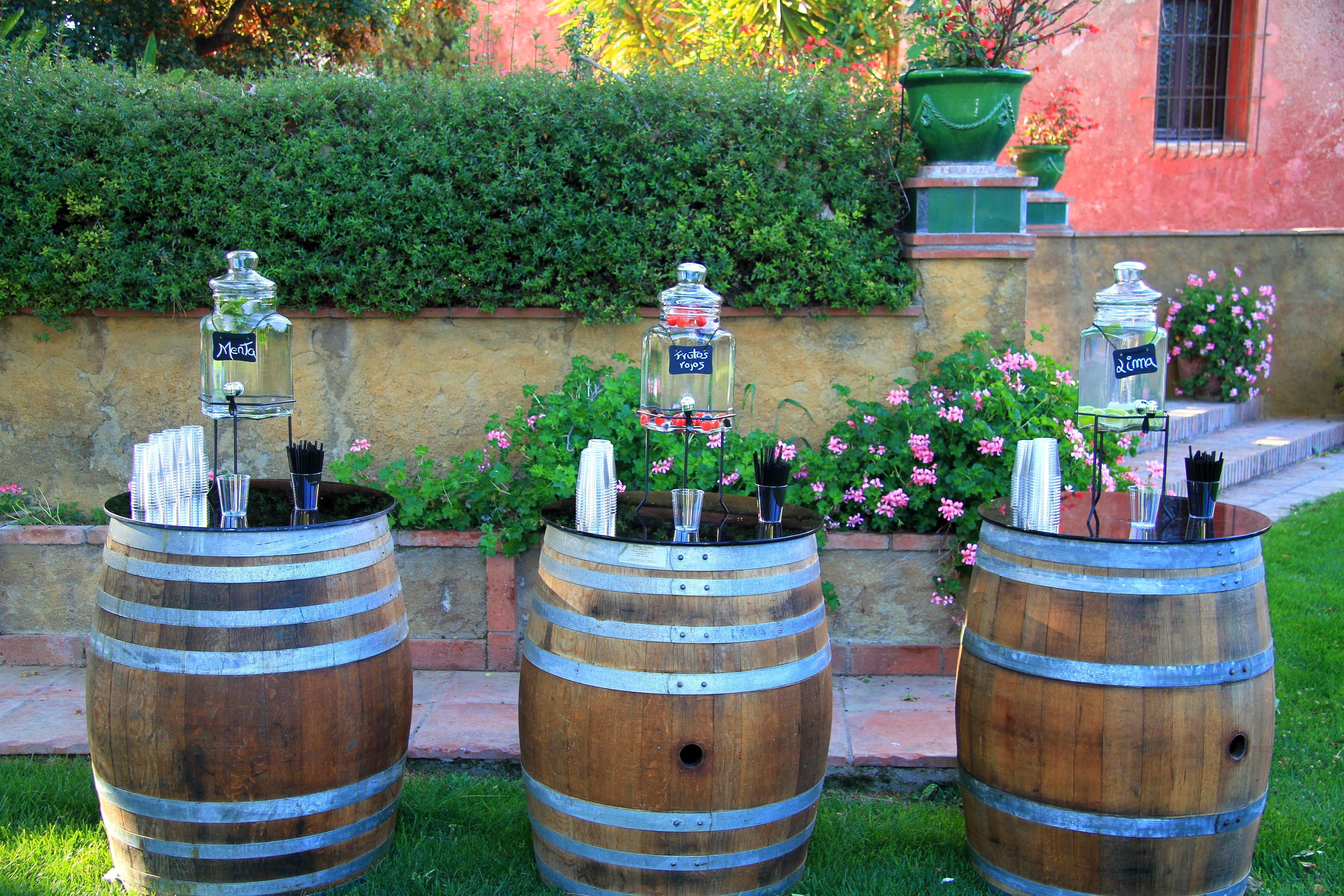 Ideas originales para espacio para celebraciones y bodas en Tarragona