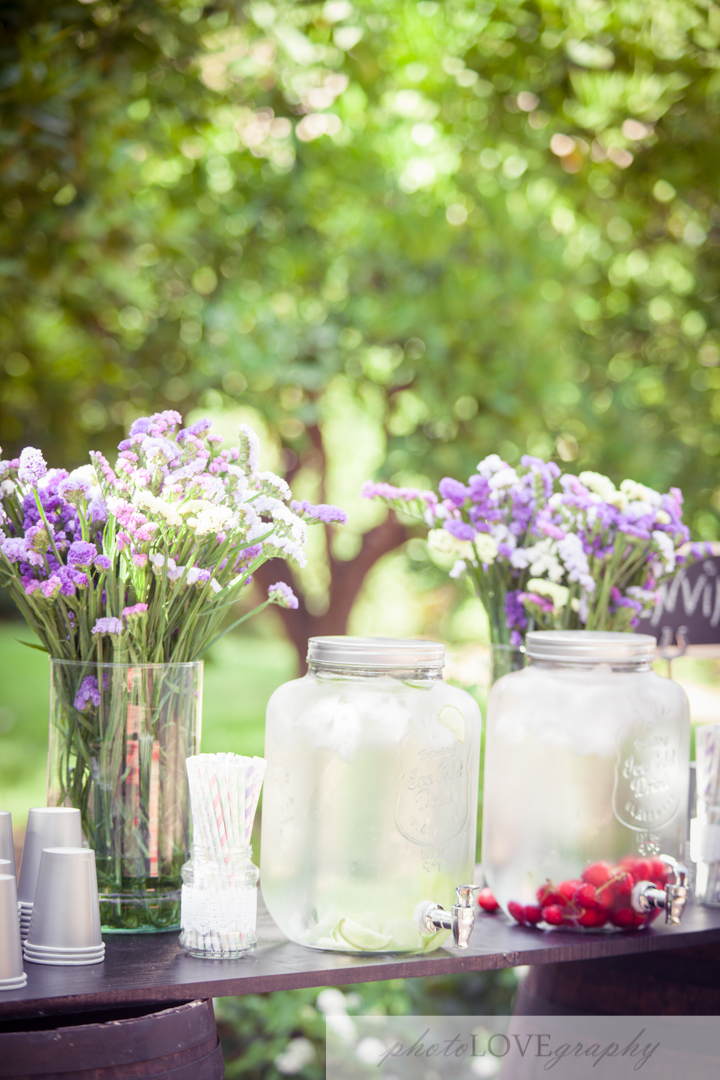Ornamentación floral para bodas