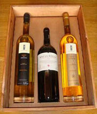 LOTE 7 Mágnum de Aceites y Vino La Boella