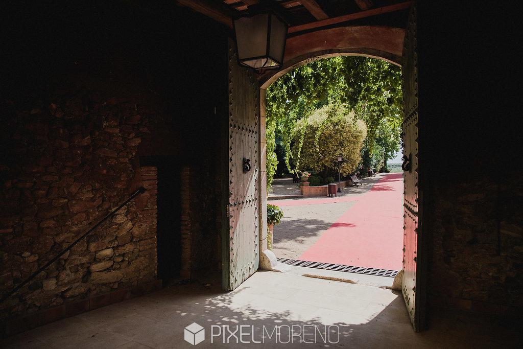 Jardines de La Boella en Tarragona
