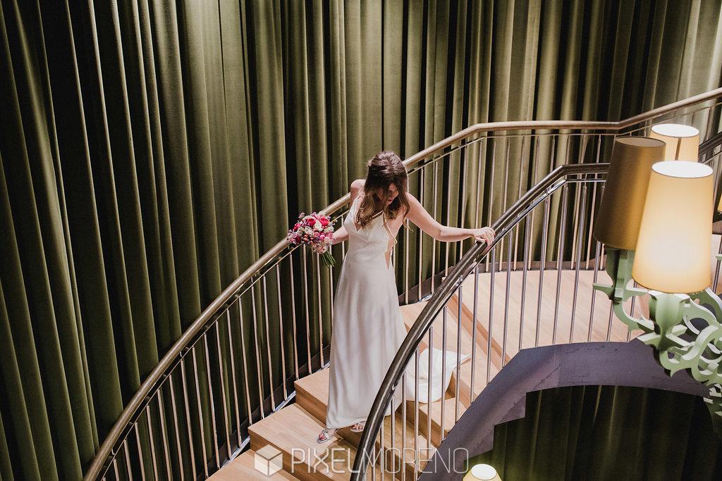 Espacio ideal para celebrar tu boda