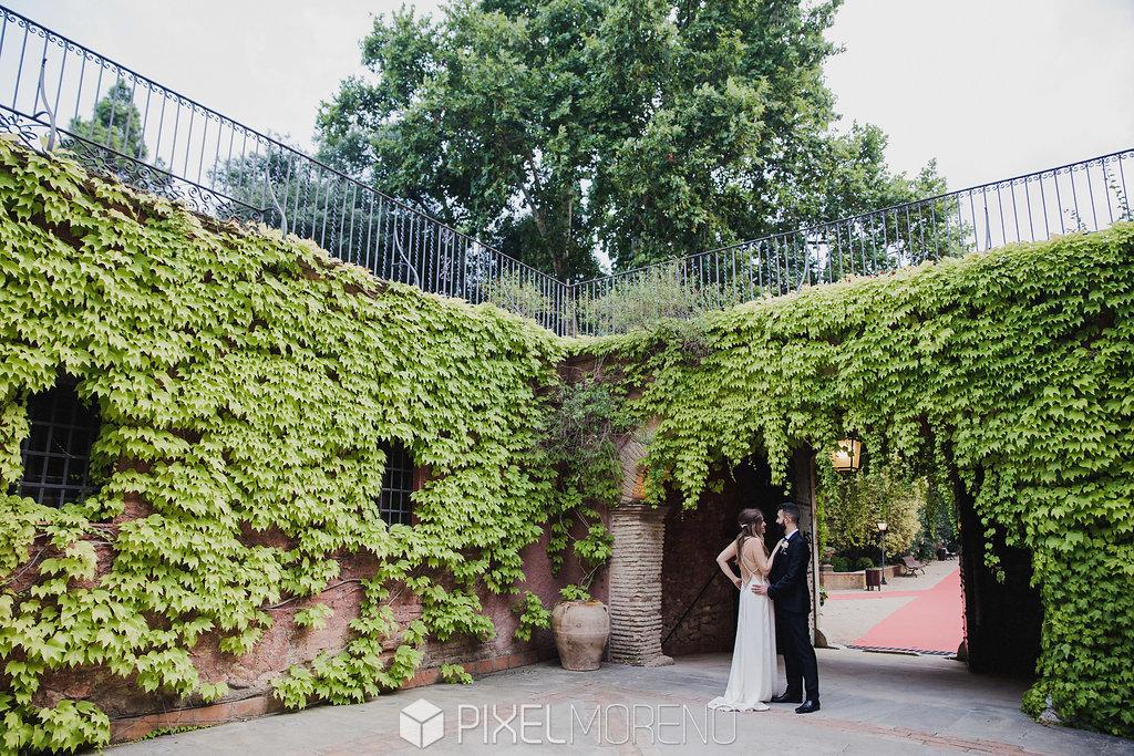 Espacios bodas La Boella