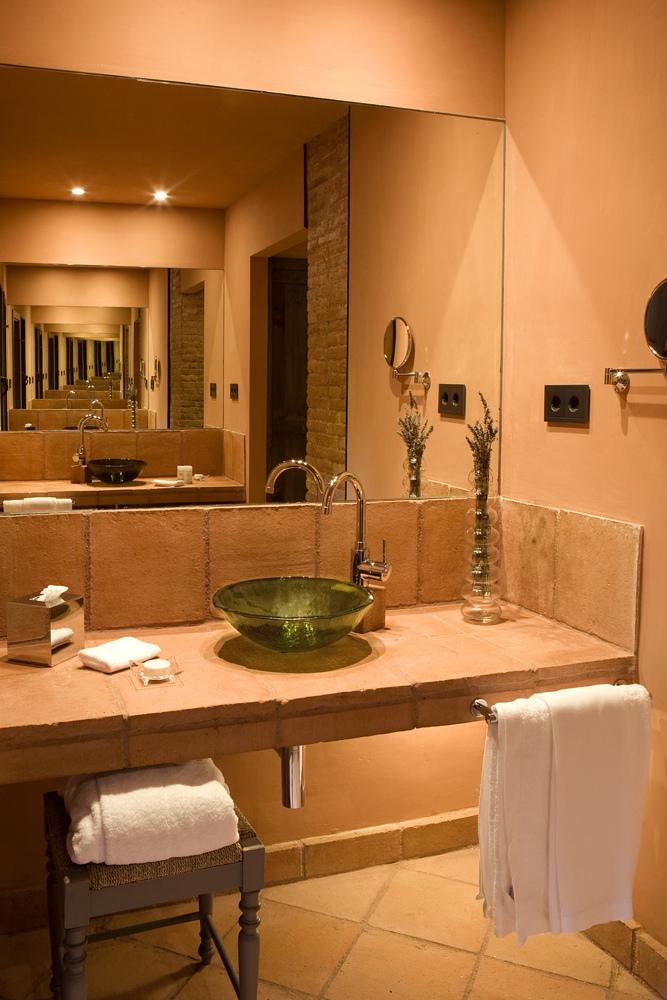 Baño de la Suite con terraza
