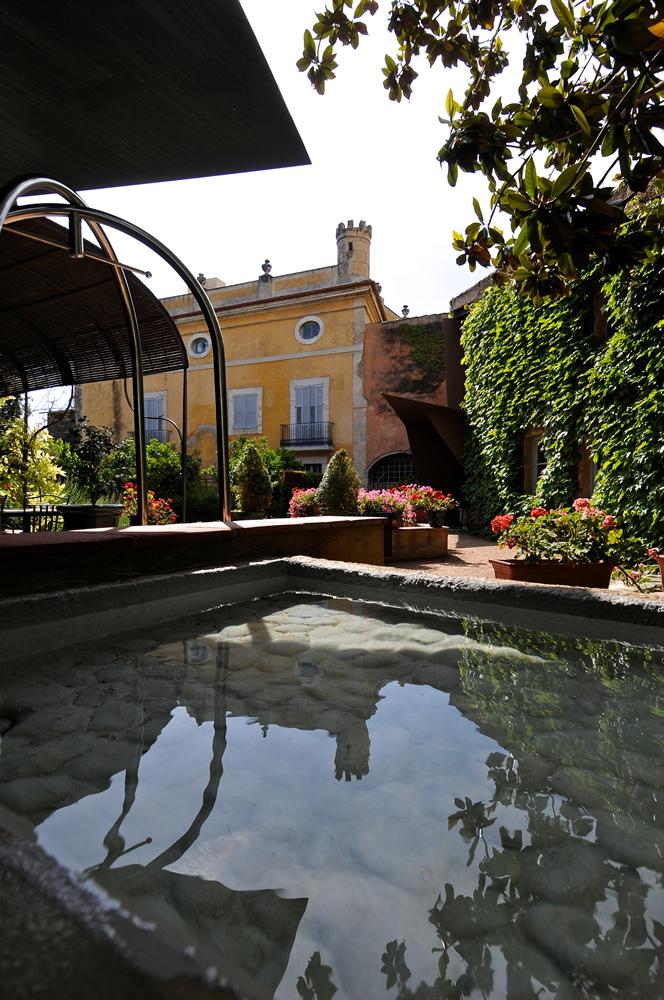 Jardín de la Suite con Terraza