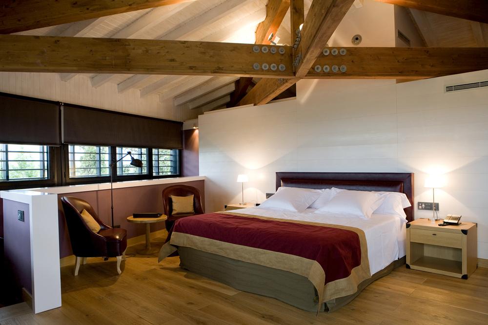 Suite Boella habitación más espaciosa